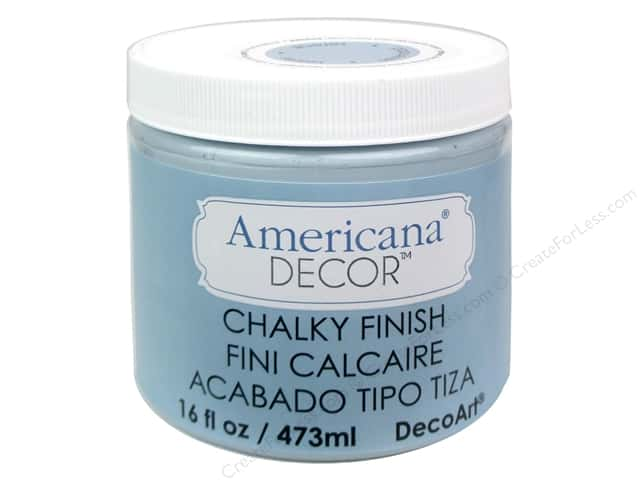 DecoArt Americana Decor Chalky Finish 16 oz. Serene