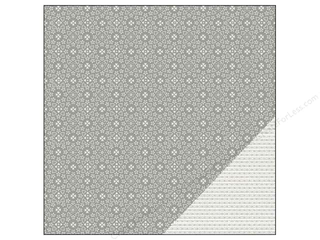 Pebbles 12 x 12 in. Paper We Go Together Be Mine (25 sheets)