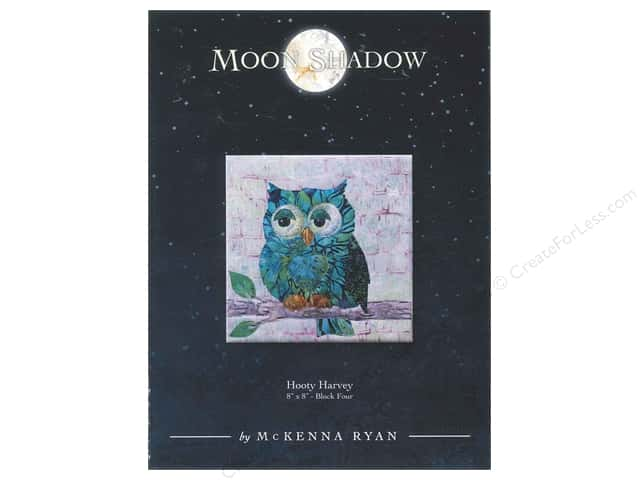 Pine Needles Moon Shadow Hooty Harvey Pattern