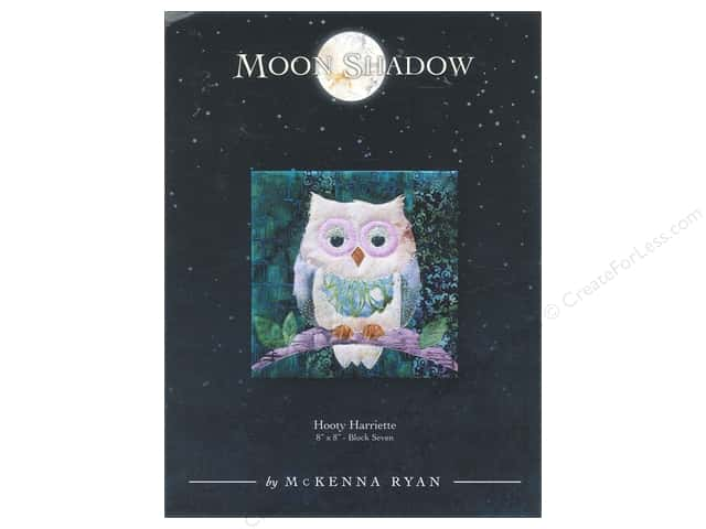 Pine Needles Moon Shadow Hooty Harriette Pattern