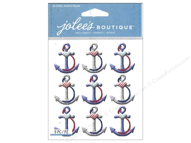 Jolee's Boutique Stickers Repeat Anchors