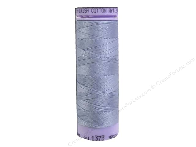Mettler Silk Finish Cotton Thread 50 wt. 164 yd. #1373 Cosmic Sky