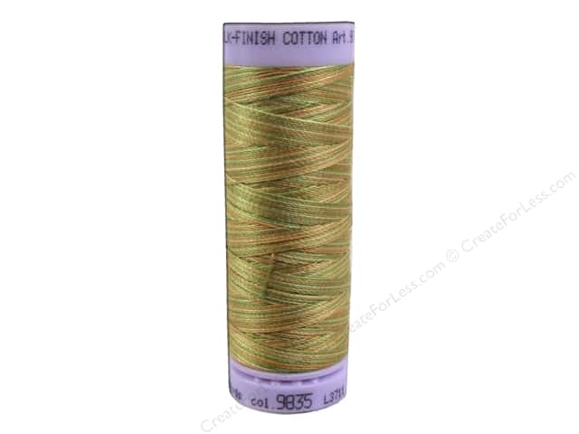 Mettler Silk Finish Cotton Thread 50 wt. 109 yd. #9835 New Fields