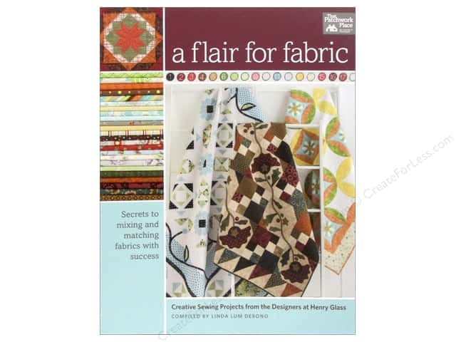 That Patchwork Place A Flair For Fabric Book
