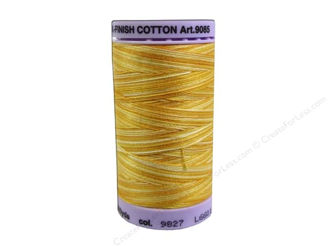 Mettler Silk Finish Cotton Thread 50 wt. 500 yd. #9827 Horizon