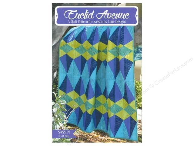 Sassafras Lane Designs Euclid Avenue Pattern