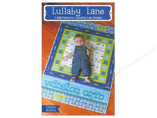 Sassafras Lane Designs Lullaby Lane Pattern
