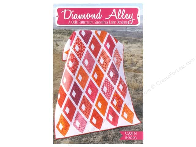 Sassafras Lane Designs Diamond Alley Pattern