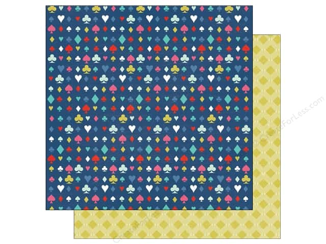 Echo Park 12 x 12 in. Paper Anything Goes Collection It Suits You (25 sheets)
