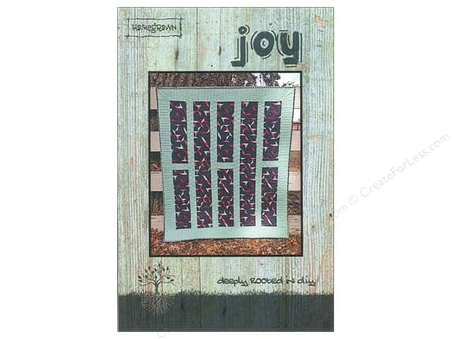 Villa Rosa Designs Homegrown Joy Pattern Card