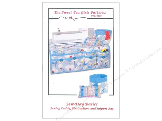 Sweet Tea Girls Sew Day Basics Pattern