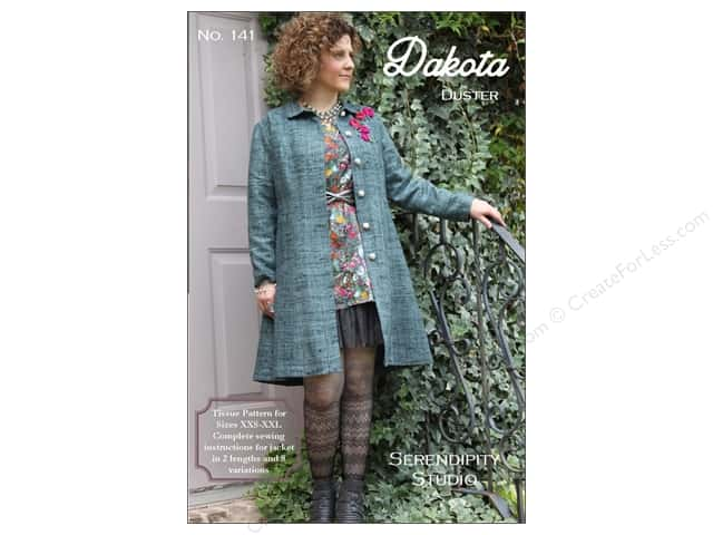 Serendipity Studio Dakota Duster Pattern