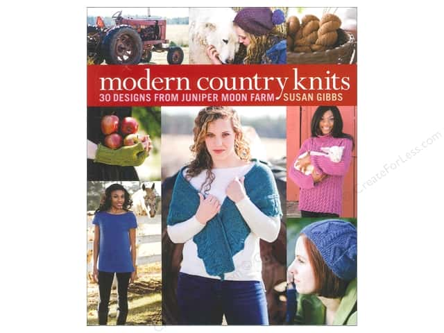 Sixth & Spring Modern Country Knits Book