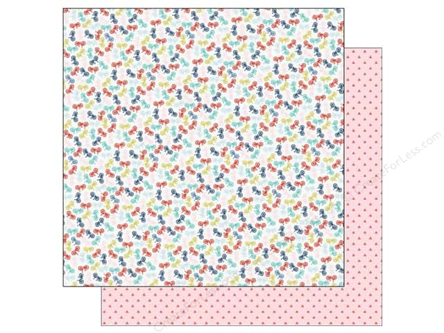 Echo Park 12 x 12 in. Paper Anything Goes Collection Bicycles (25 sheets)