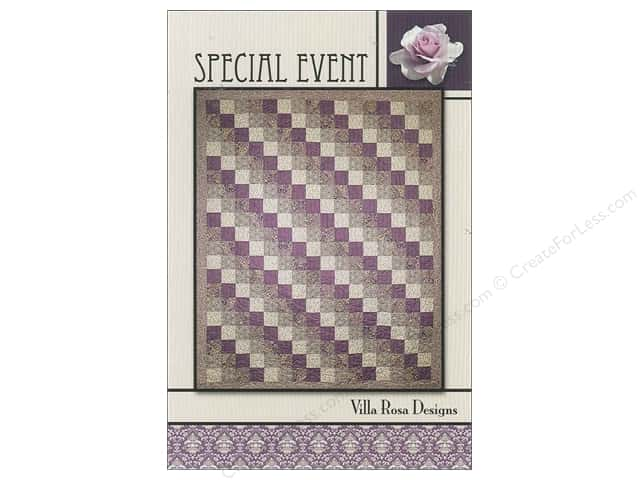 Villa Rosa Designs Special Event Pattern Card