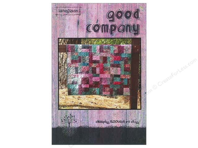Villa Rosa Designs Homegrown Good Company Pattern Card