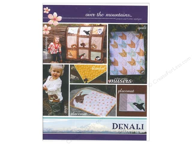 Mckay Manor Musers Denali Collection Book