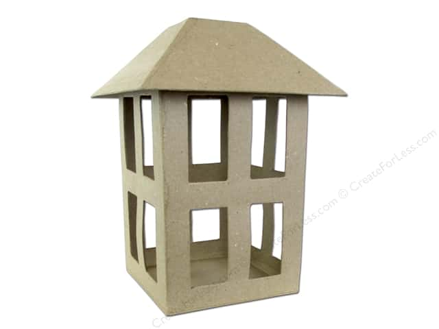 PA Paper Mache New Lantern 8 1/4 in.