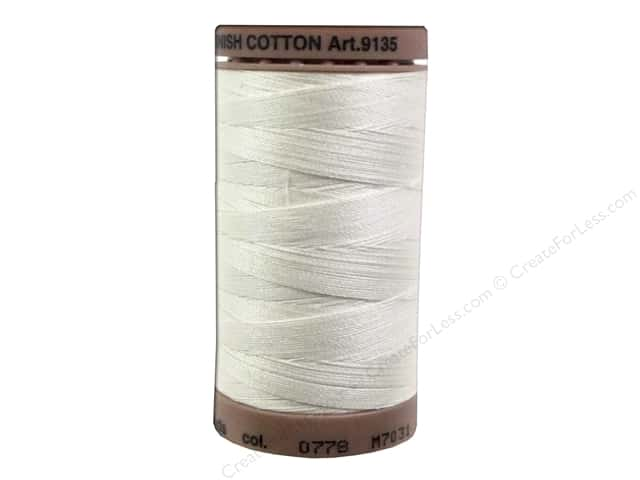Mettler Silk Finish Cotton Thread 40 wt. 500 yd. #0778 Muslin