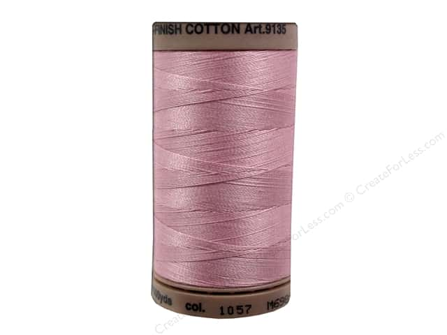 Mettler Silk Finish Cotton Thread 40 wt. 500 yd. #1057 Rose Quartz