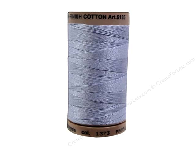 Mettler Silk Finish Cotton Thread 40 wt. 500 yd. #1373 Cosmic Sky