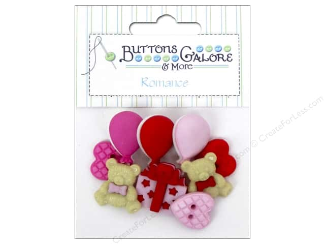 Buttons Galore Theme Buttons Love You Beary Much