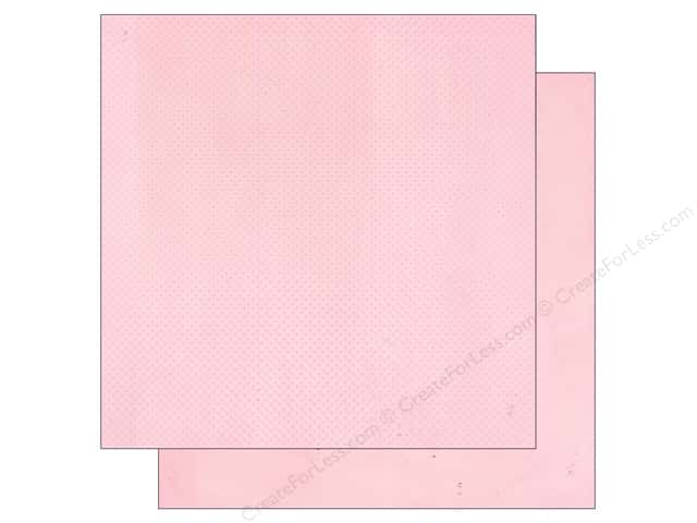 Bo Bunny 12 x 12 in. Paper Double Dot Collection Tutu (25 sheets)