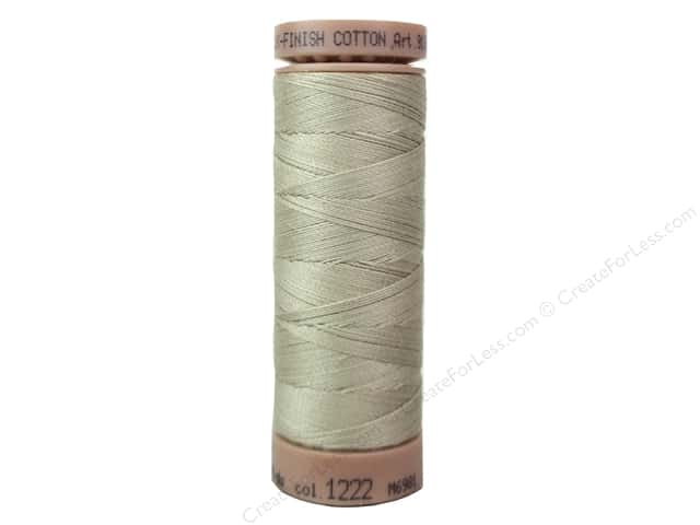 Mettler Silk Finish Cotton Thread 40 wt. 164 yd. #1222 Sandstone