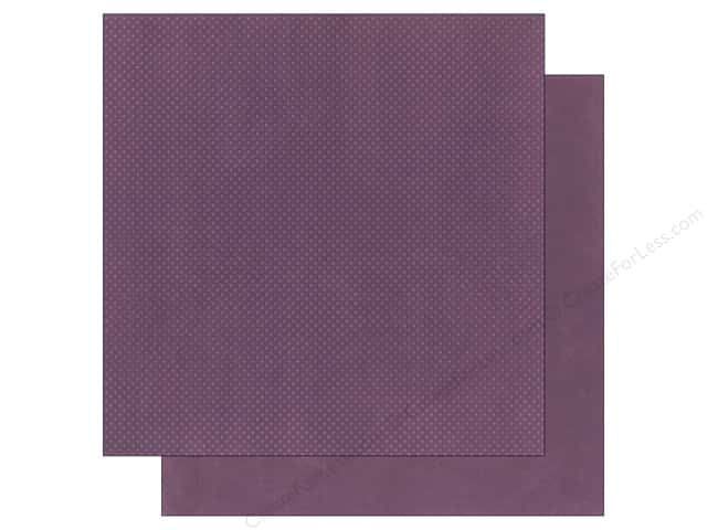 Bo Bunny 12 x 12 in. Paper Double Dot Collection Concord (25 sheets)