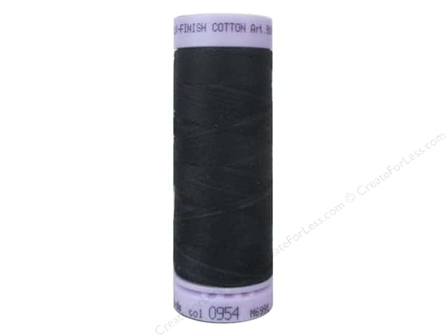Mettler Silk Finish Cotton Thread 50 wt. 164 yd. #0954 Space
