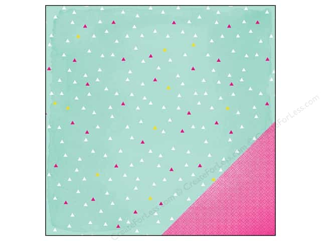 American Crafts 12 x 12 in. Paper Dear Lizzy Serendipity One Fine Day (25 sheets)