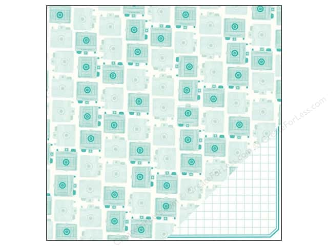 American Crafts 12 x 12 in. Paper Dear Lizzy Serendipit Odds & Ends (25 sheets)