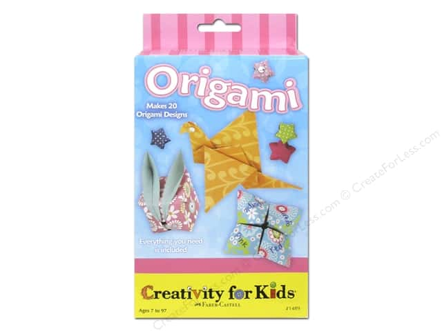 FaberCastell Creativity For Kids Origami