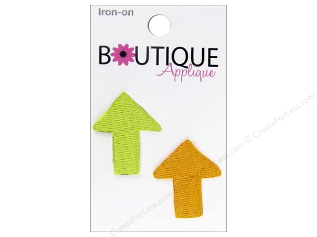 Blumenthal Boutique Applique 2 pc. Neon Arrows