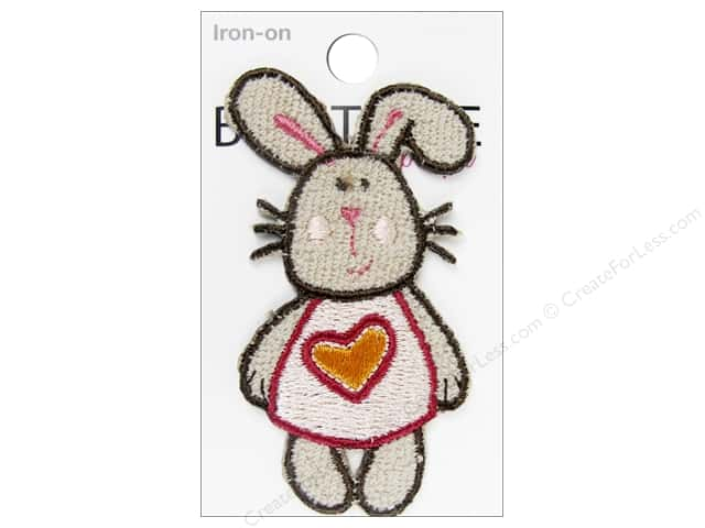Blumenthal Boutique Applique Bunny