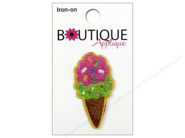 Blumenthal Boutique Applique Ice Cream Cone