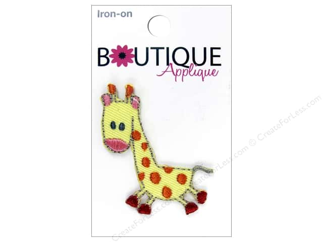Blumenthal Boutique Applique Giraffe