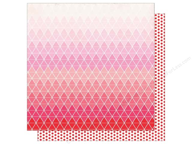 Authentique 12 x 12 in. Paper Crush Symmetry (25 sheets)