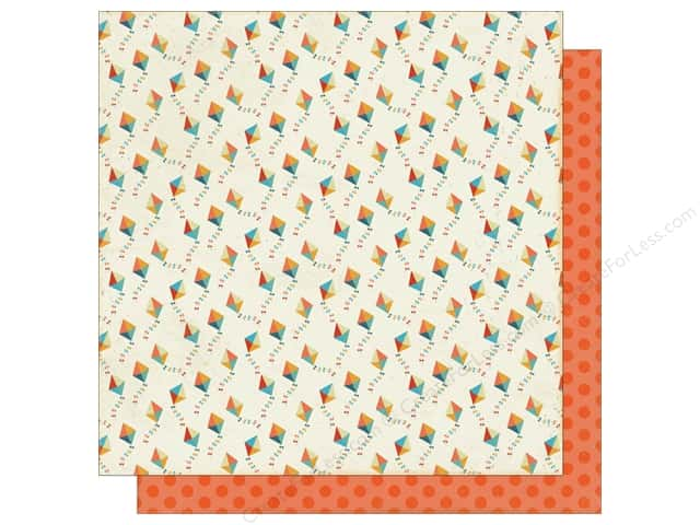 Authentique 12 x 12 in. Paper Playful Soaring (25 sheets)