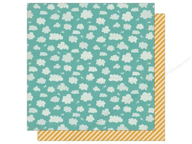 Authentique 12 x 12 in. Paper Playful Imagine (25 sheets)