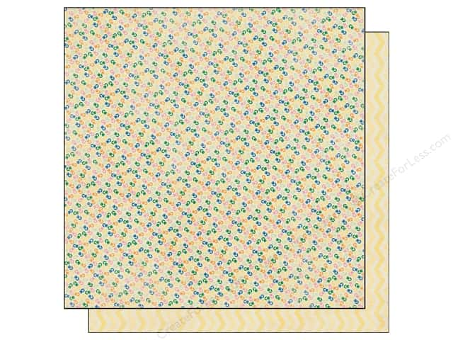 Authentique 12 x 12 in. Paper Treasure Cheery (25 sheets)