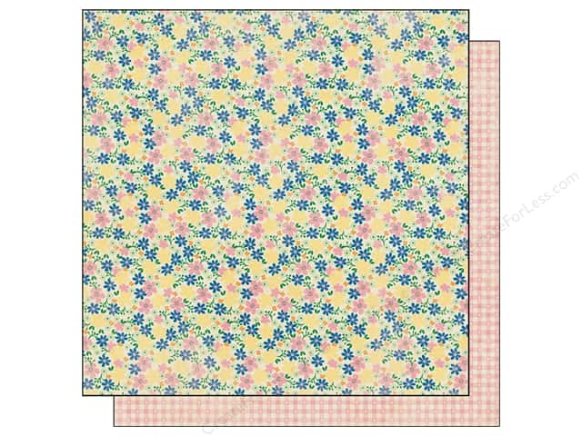 Authentique 12 x 12 in. Paper Treasure Adorable (25 sheets)