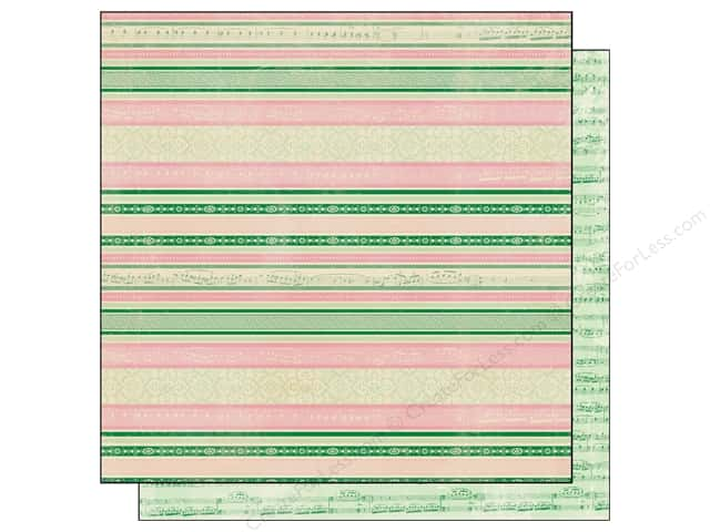 Authentique 12 x 12 in. Paper Treasure Synthesize (25 sheets)