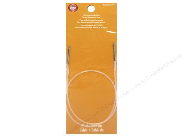 Boye Needlemaster Interchangable Cable 21 in.