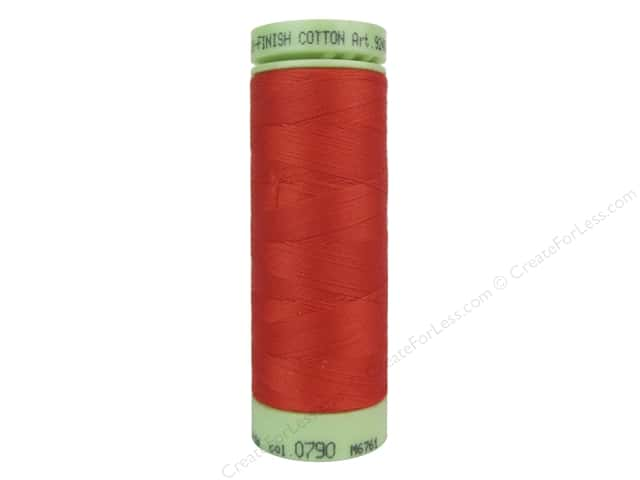 Mettler Silk Finish Cotton Thread 60 wt. 220 yd. #0790 Grenadine