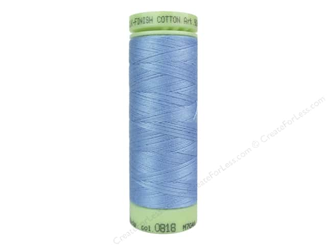 Mettler Silk Finish Cotton Thread 60 wt. 220 yd. #0818 Sweet Boy