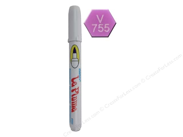 Uchida Le Plume Permanent Marker Light Purple
