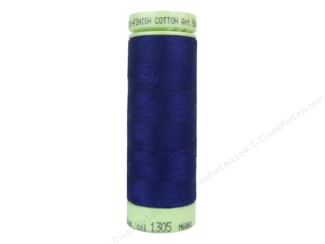 Mettler Silk Finish Cotton Thread 60 wt. 220 yd. #1305 Delft