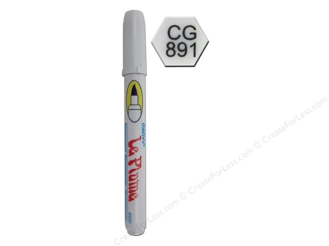 Uchida Le Plume Permanent Marker Cool Grey 1