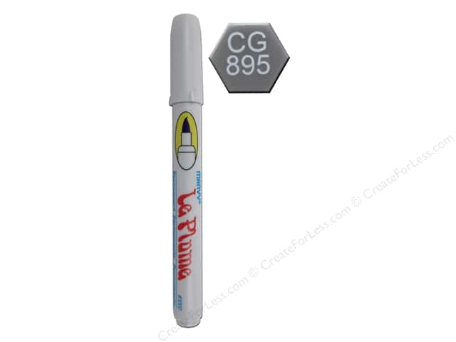 Uchida Le Plume Permanent Marker Cool Grey 5